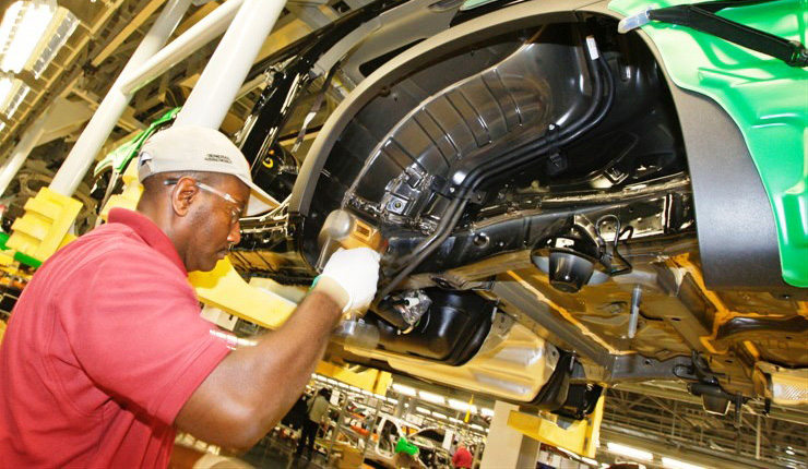 How to develop the Nigerian automotive industry