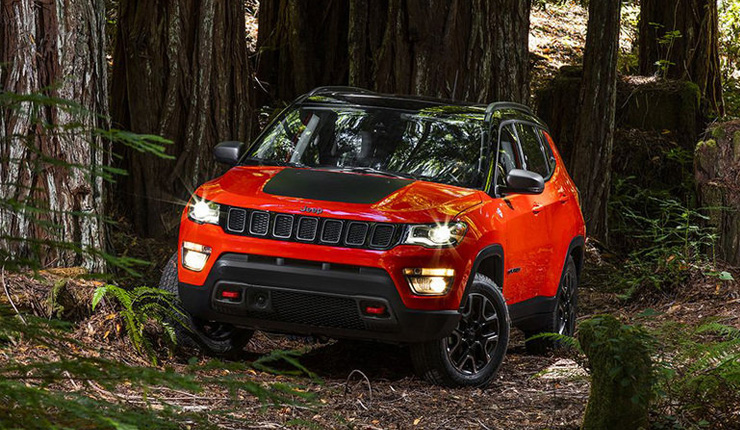 Fuel Improvement in 2017 Jeep Compass
