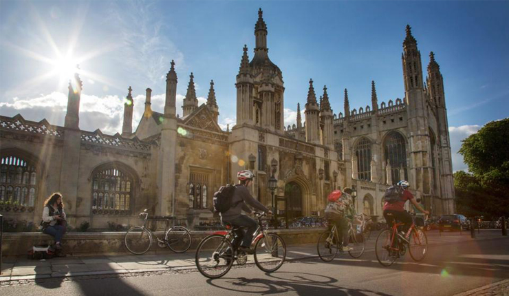 The 20 Most Popular Cities Among International Students