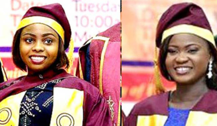 UNILAG's Best Graduands: Our Parents Inspired,Prepared Us for Success