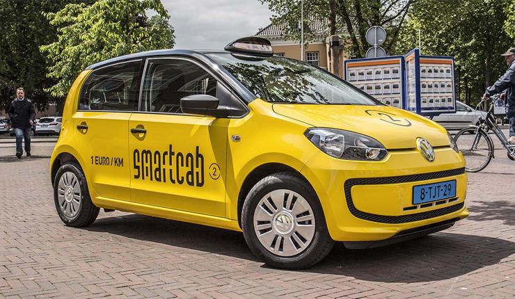 SmartCab to revolutionise taxi services in Nigeria