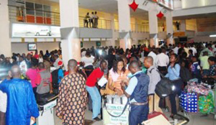 New immigration policy: FG issues travel advisory to US-bound Nigerians