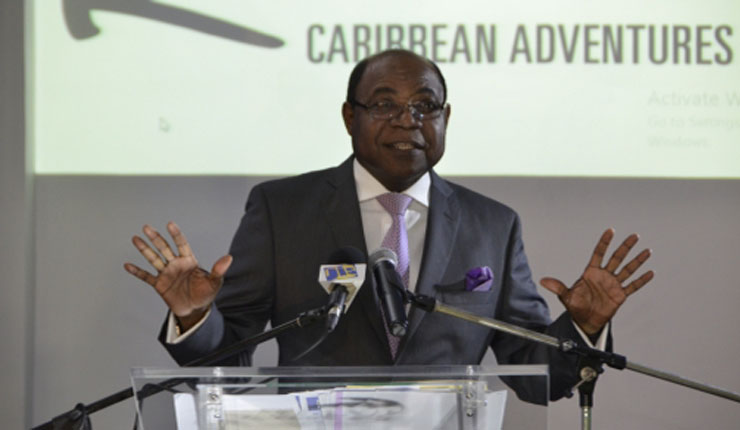 Bartlett to promote Jamaica at World Travel and Tourism Summit