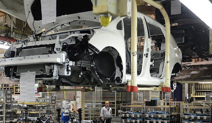 Turkish auto industry breaks production record