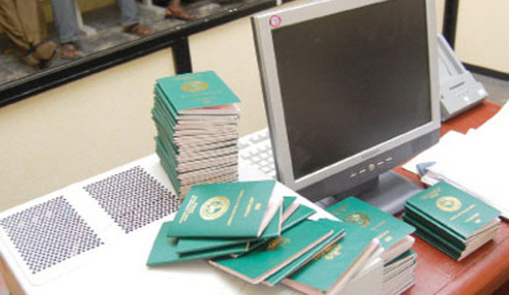 Making Nigerian Passport available always